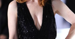 Julianne Moore Haar Tutorial: glamouröse Wellen