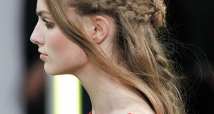 Einfaches Half-Up Braid Frisur Tutorial