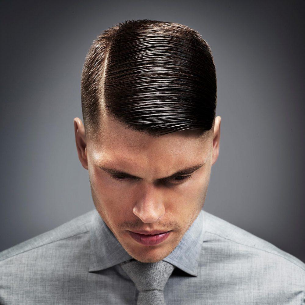 5 Sensationed Slicked Back Undercut Haarschnitte für Männer