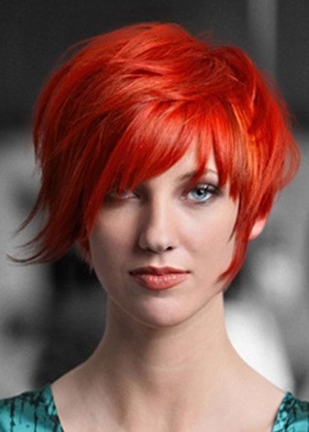 Heißeste rote Frisuren Neu