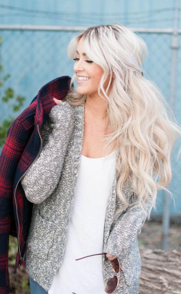 15 Homecoming Frisuren für langes Haar, um Ihren Look zu glänzen