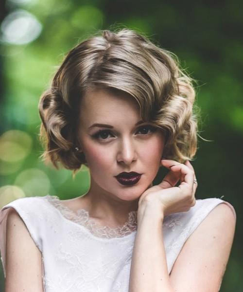 Formale Frisur-Ideen für Feiertage Neu