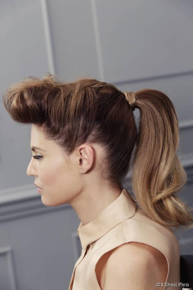 Trendige 5-Minuten-Frisuren mit Quiffs