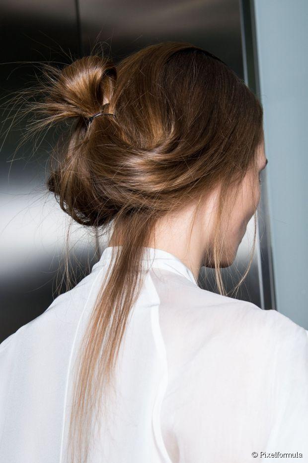 Lazy Girl Hair Tutorial: die einfachste Hochsteckfrisur, die Sie noch nie ausprobiert haben!