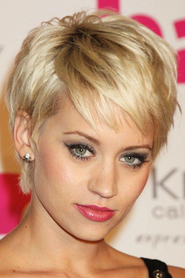 30 attraktivste Kurzhaarfrisuren für dünnes Haar