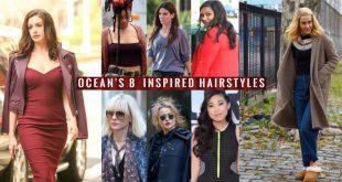 Ozean 8 inspirierte Frisuren - Jede Con hat seine Vorteile
