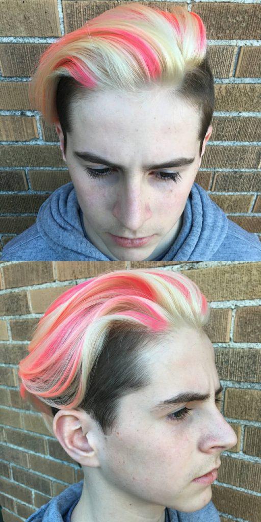 20 Männer Haarfarbe Ideen für charismatische Look