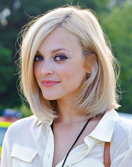 30 mittlere Frisuren für dickes Haar, um Ihren Look zu vervollständigen