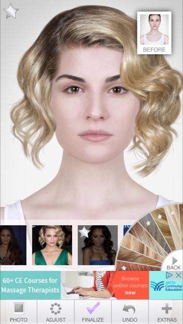 Willkommen in der Zukunft: 6 Hair Apps zur Installation jetzt