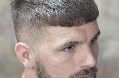 Caesar Haircut Ideen: 20 besten Männer-Styles für 2018