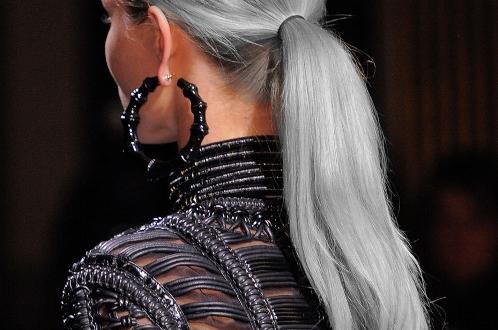 Neue Haarfarben von Fashion Shows