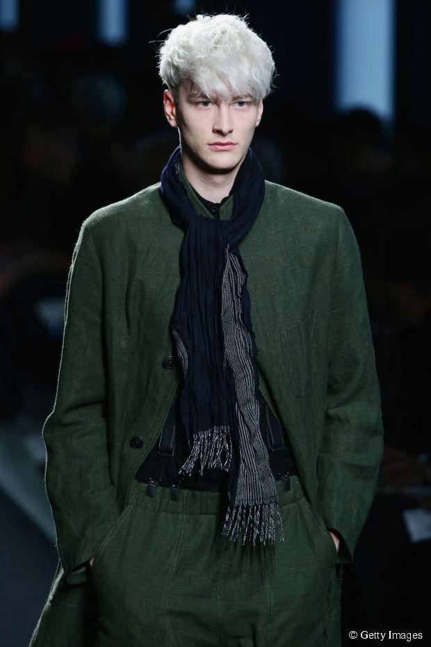 Gebleichtes Haar für Männer: Ein Trend, der sich zu probieren lohnt?