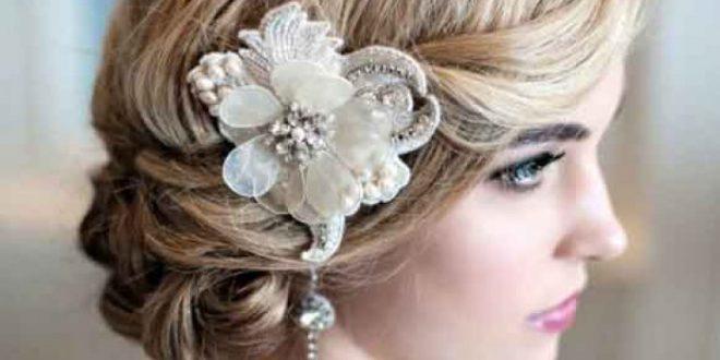 14 Hochzeit Frisuren für langes Haar, die mehr stilvoll macht