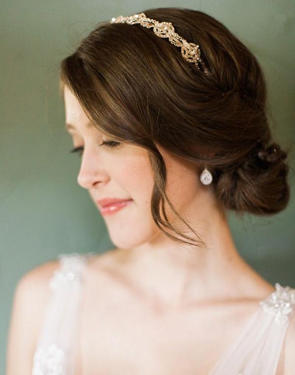 25 coolsten Hochzeit Frisuren mit Stirnband