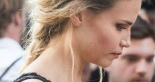 5 Schöne Frisuren, die mit Feuchtigkeit arbeiten