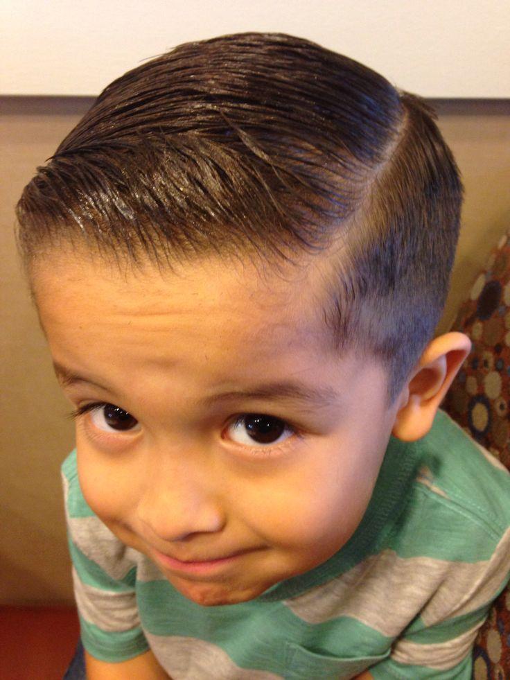 5 Super Fade Haarschnitte für kleine Jungen