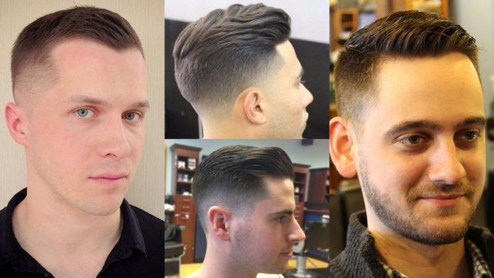32 Most Dynamic Taper Haarschnitte für Männer