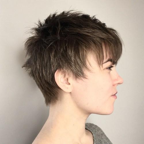 20 Statement Androgynous Haarschnitte für Frauen