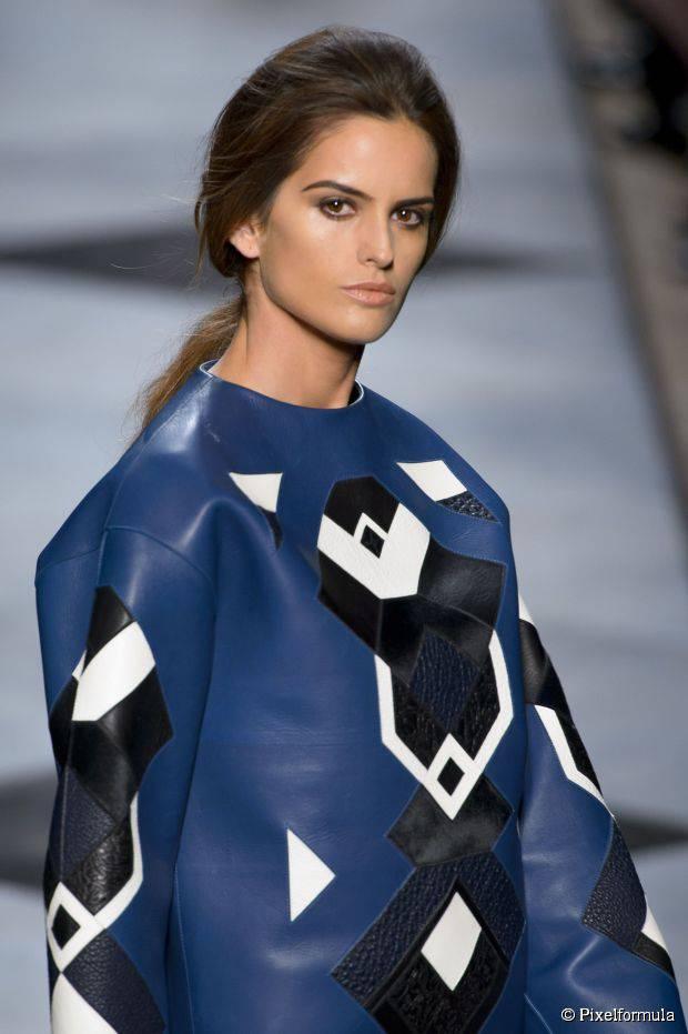 London Fashion Week Frühjahr Neu: 5 Runway Frisuren zu stehlen