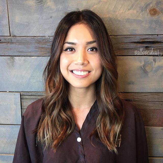 10 schlanke und subtile Balayage Frisuren - Sie werden auf jeden Fall diese lieben