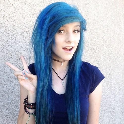 30 tief emotional und kreativ Emo Frisuren für Mädchen