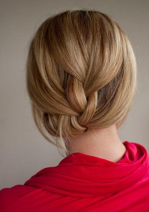 17 elegante Hochsteckfrisuren für hübsche Damen