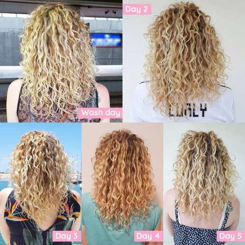 Die Curly Girl Methode: Eine Anleitung
