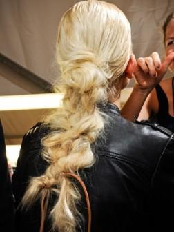 Geflochtene Frisuren Ideen für den Frühling 2013