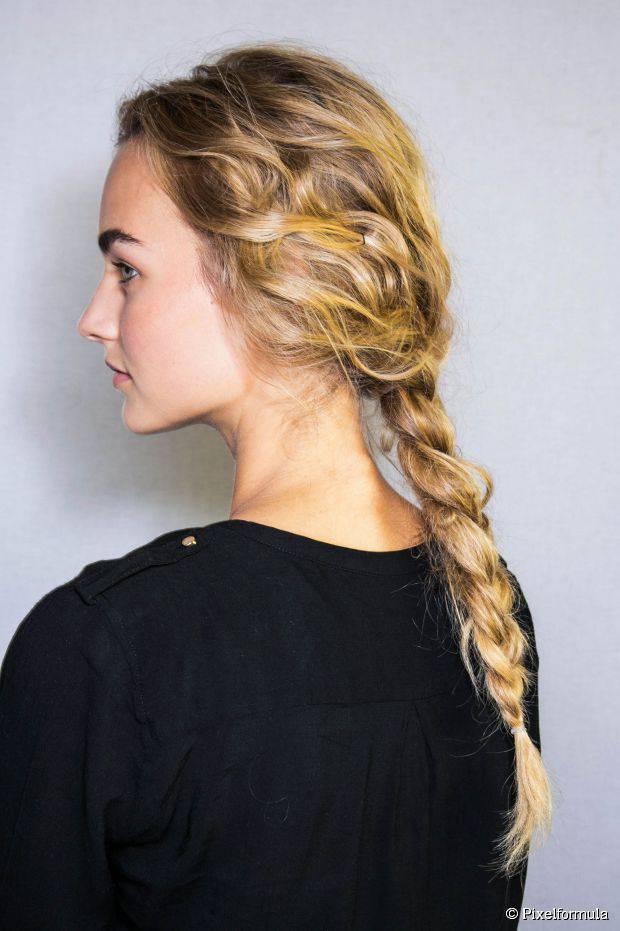 3 No-Shampoo Frisuren für zwischen den Wäschen