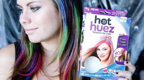 Die besten At-Home temporäre Farbstoff-Kits