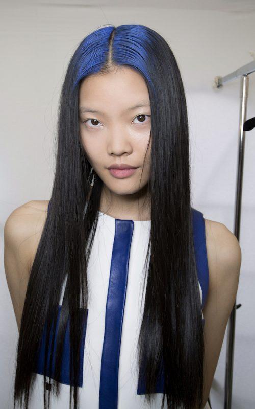 Hair Trends Beste Frisur: Modewoche
