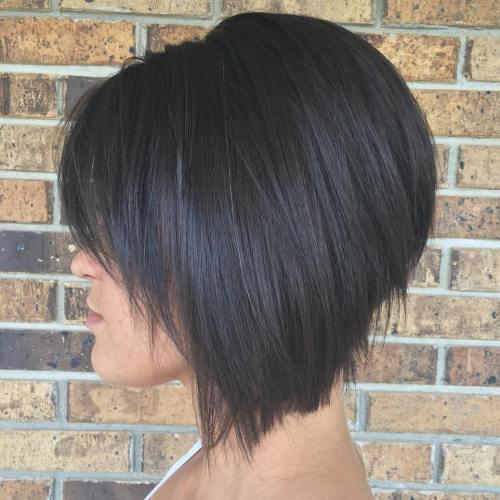 Der volle Stapel: 50 heißeste gestapelte Haarschnitte
