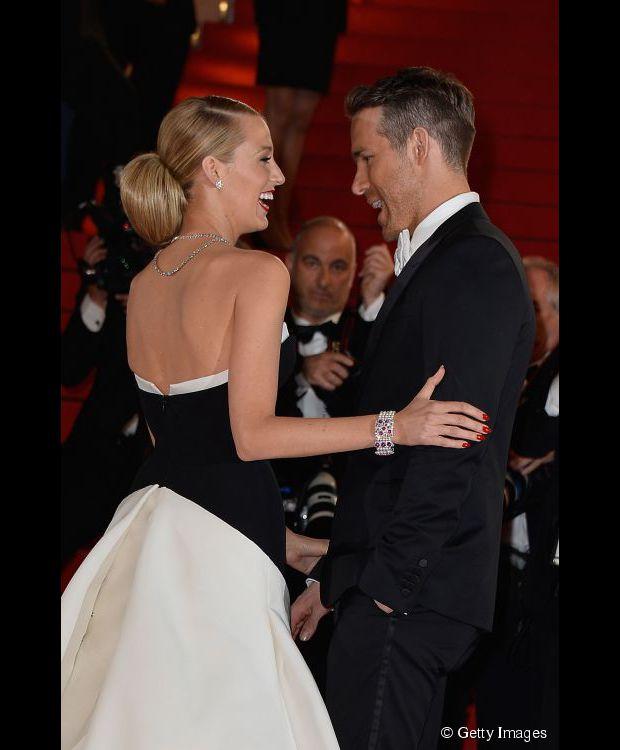 Blake Lively's beste Cannes Frisuren