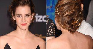 15 Prom Frisuren für mittlere Haare - Look für Ihre große Nacht