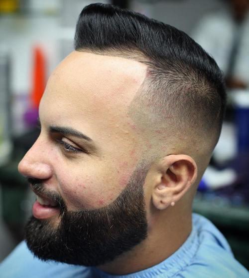 40 besten Haarschnitte für einen Haarausfall