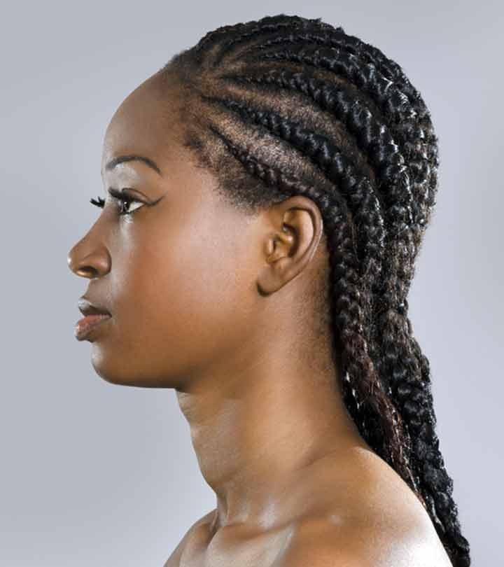 19 Cornrows Frisuren für Frauen Bodacious aussehen