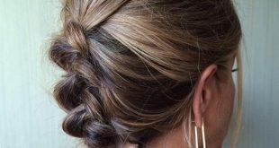 38 perfekt unvollkommene unordentliche Frisuren für alle Längen