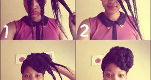 10 Anleitung, wie Sie Box Braids stylen
