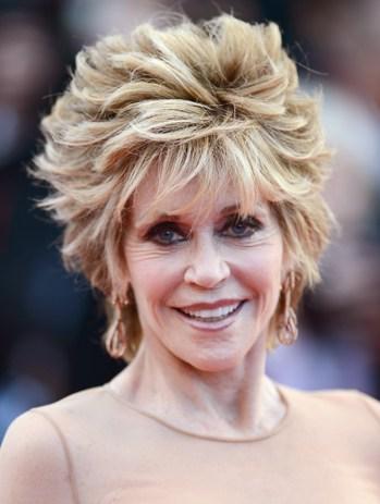 30 Beste Jane Fonda Frisuren