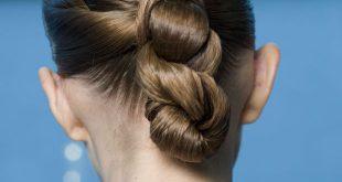 Easy Updo Tutorial: Wie macht man einen Twisted Chignon?
