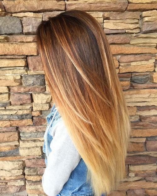 Trendsetting Brown Ombre Haar-Lösungen für jeden Geschmack