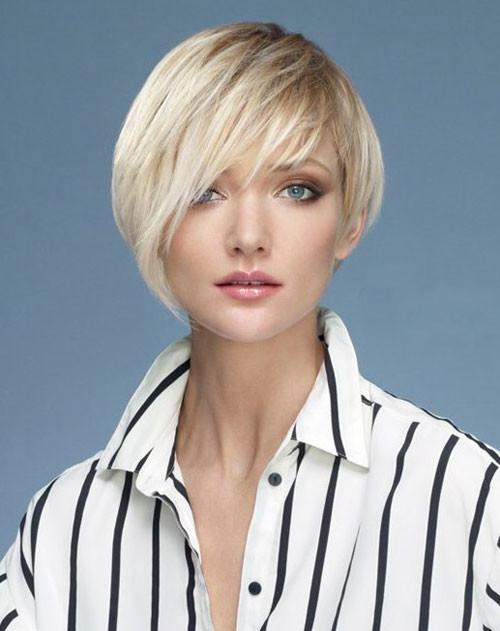 Kurze Haarschnitt-Ideen für feines Haar Neu