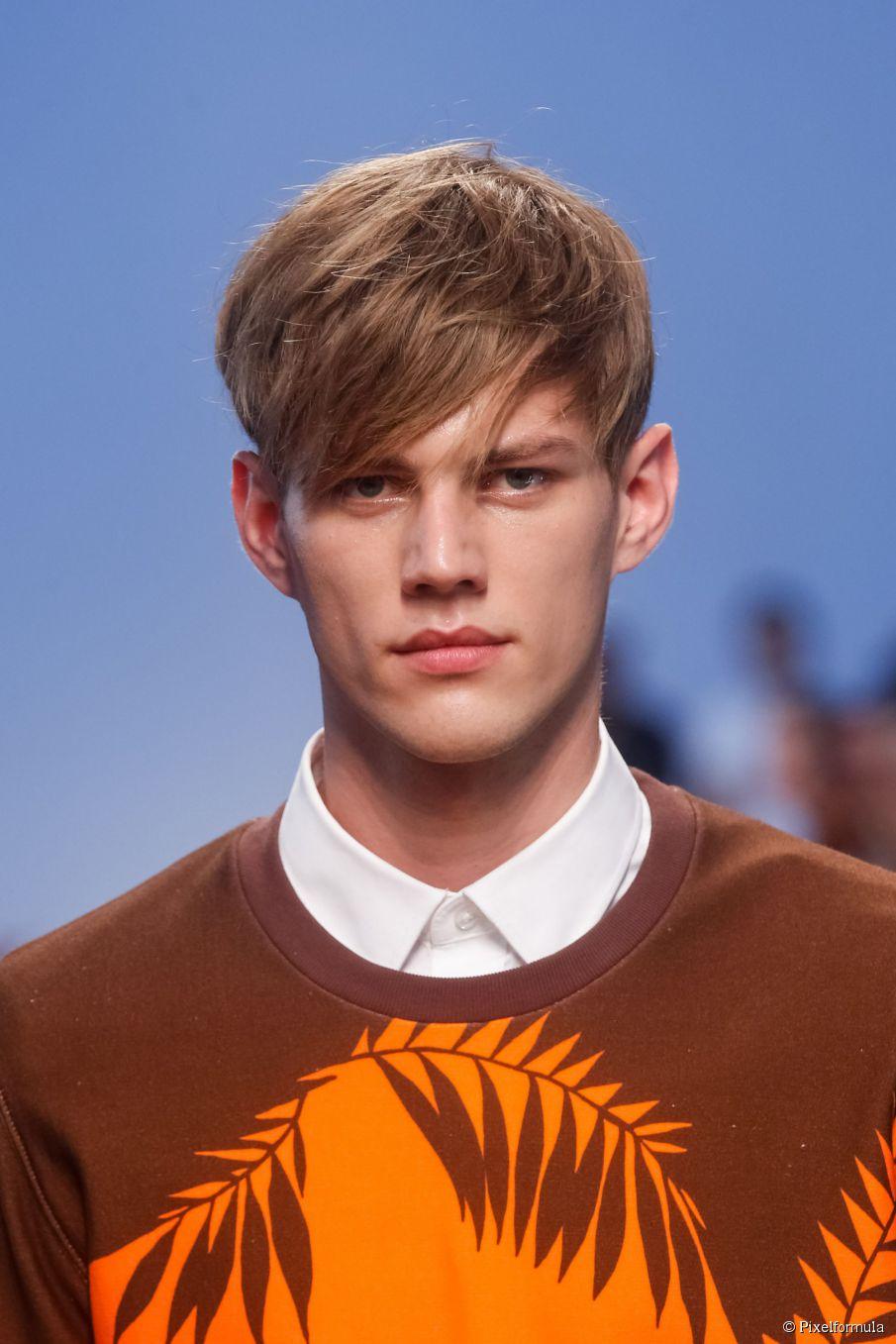 10 lässige Frisuren für Männer
