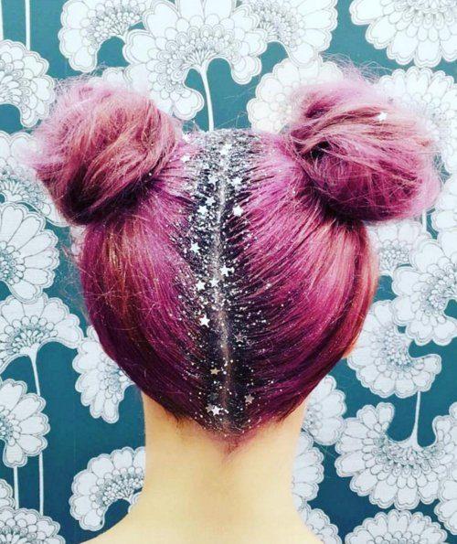 Instagram inspirierte Frisuren