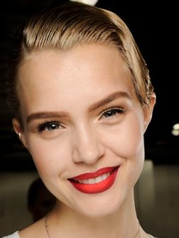 Neu Sommer Slicked Frisuren