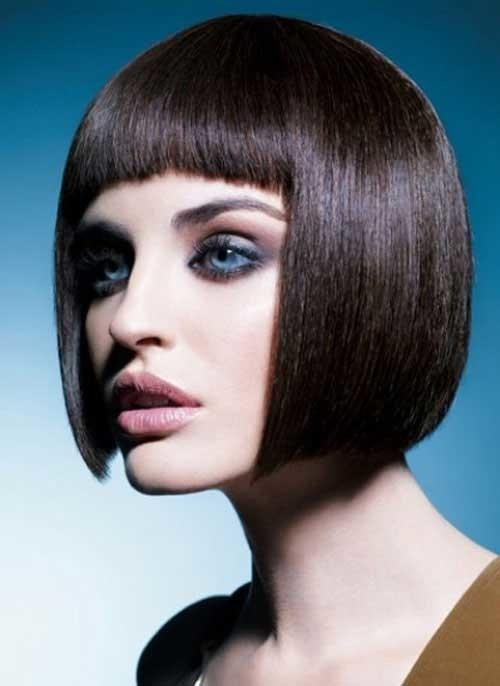 Coolste Bang Frisuren für Neu