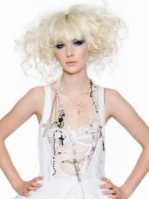 2013 Platinum Blonde Haarfarbe Trend