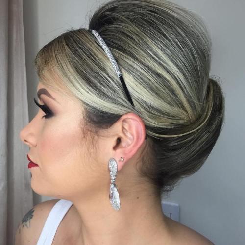 Top 20 Hochzeit Frisuren für mittlere Haare