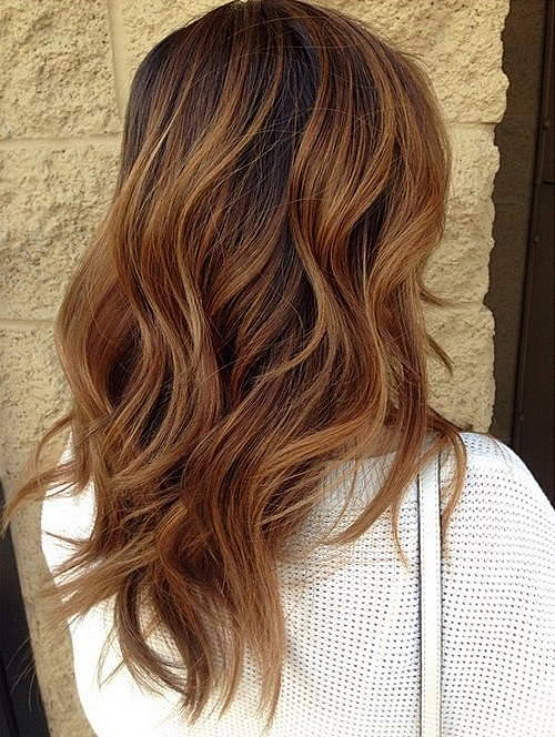 40 einzigartige Möglichkeiten, um Ihre Kastanie Brown Hair Pop machen