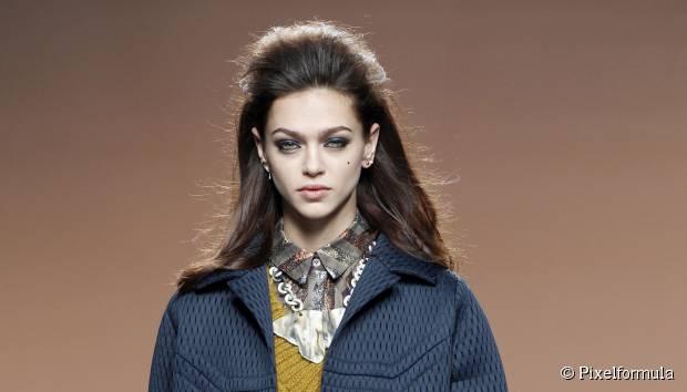 3 Frauenfrisuren für schulterlanges Haar